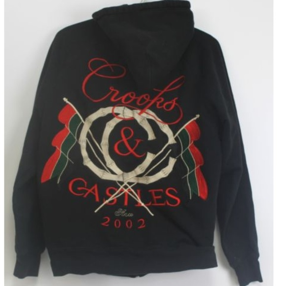 b6ed6658d1f Crooks   Castles Jackets   Coats